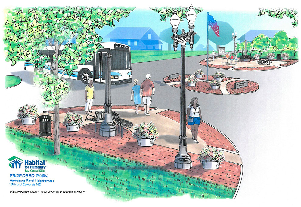 Park Concept for The Renewal Project