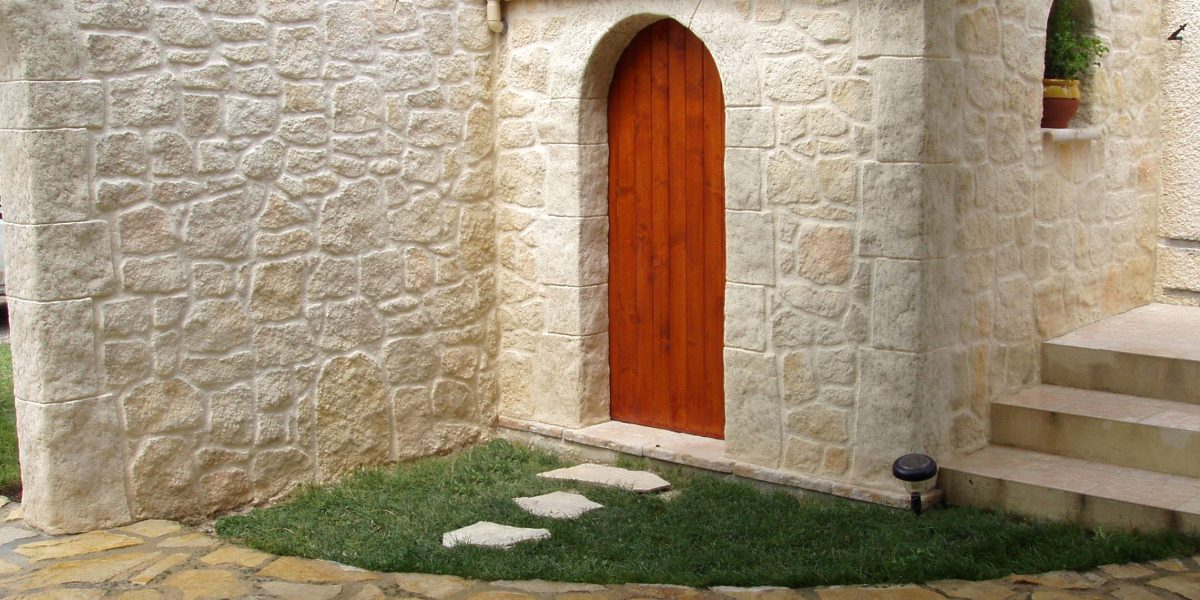 encadrements en pierre de taille