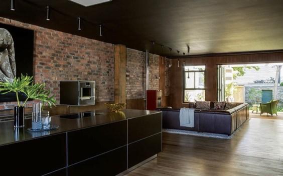 7_Alphen Court - Kitchen& Living Open Plan