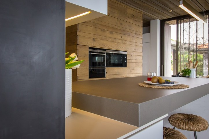 Michele Throssell Interiors - Caesarstone Kitchen of the year local winner
