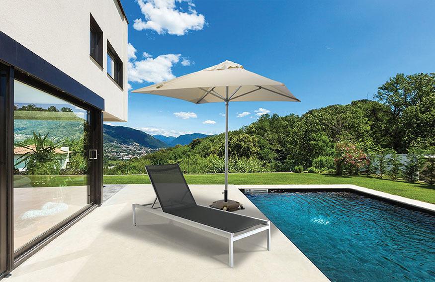 Vola Sun Lounger Lifestyle