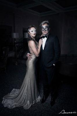 Arthur Kaplan's Moonlight Masquerade