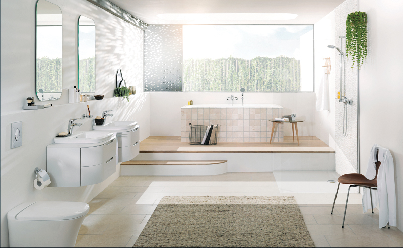 GROHE Dawn Water Technology