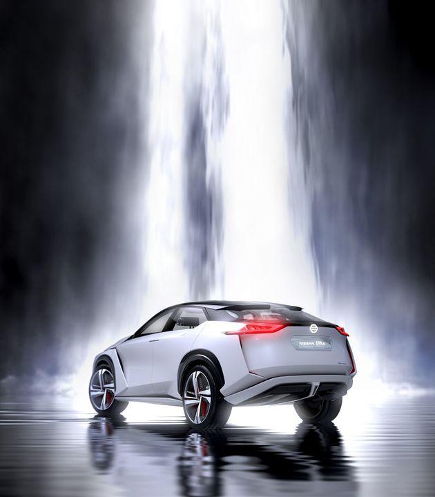 Tokyo 2017 Nissan IMx Concept - Photo 08-source