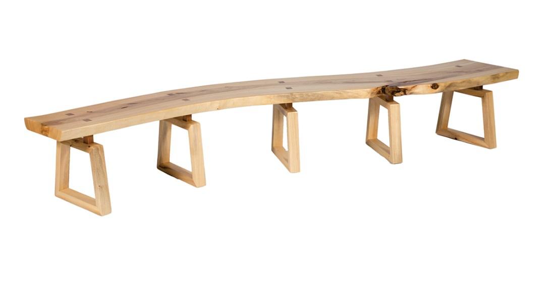 Camphor Bench
