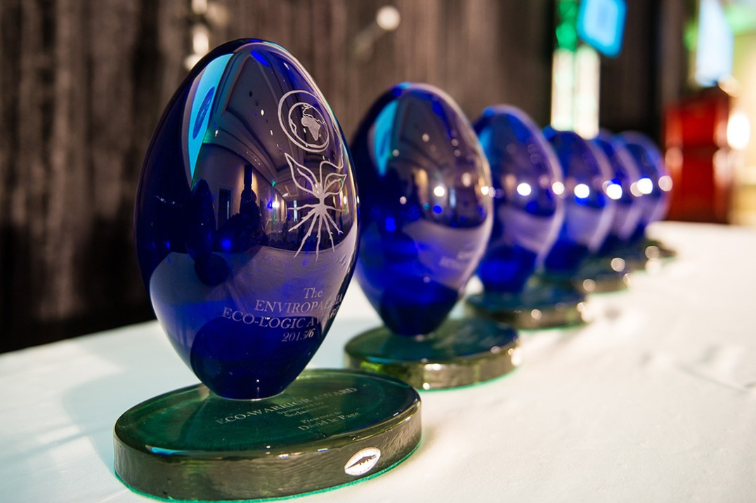 Entries now open for the 2018 Eco-Logic Awards