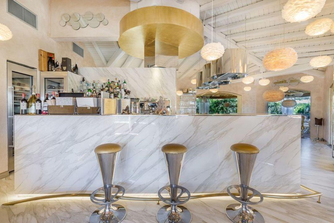 Neolith Calacatta Gold, Italo Bassi, ConFusion restaurant, Italy_7