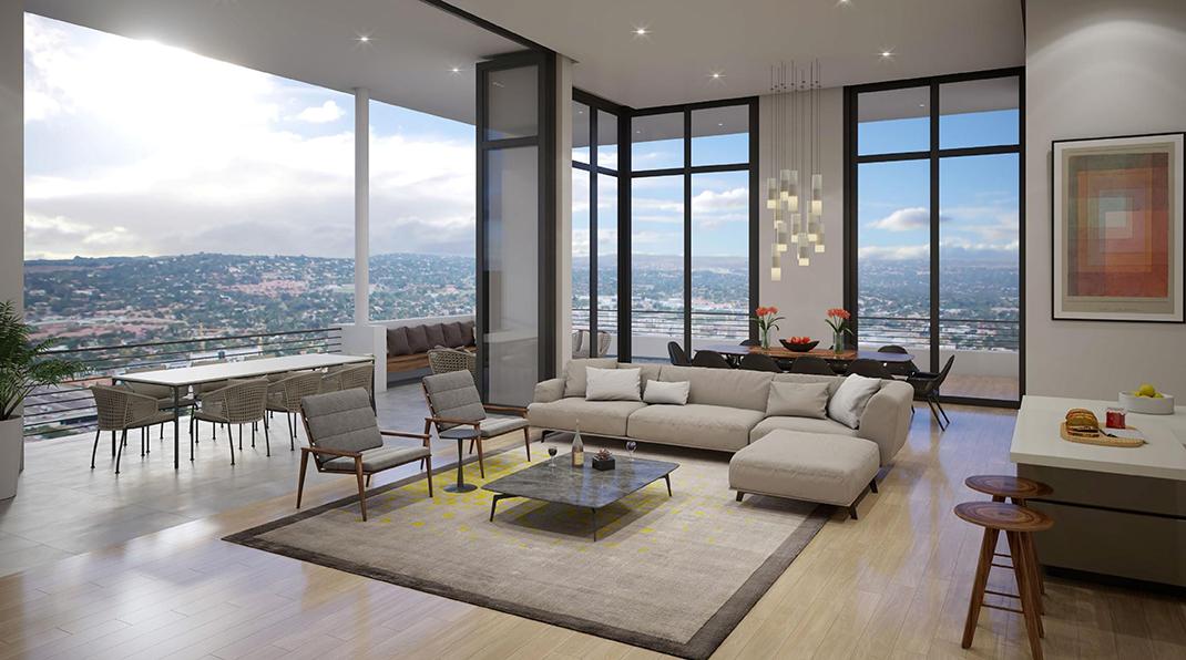 Phase 1 - Penthouse
