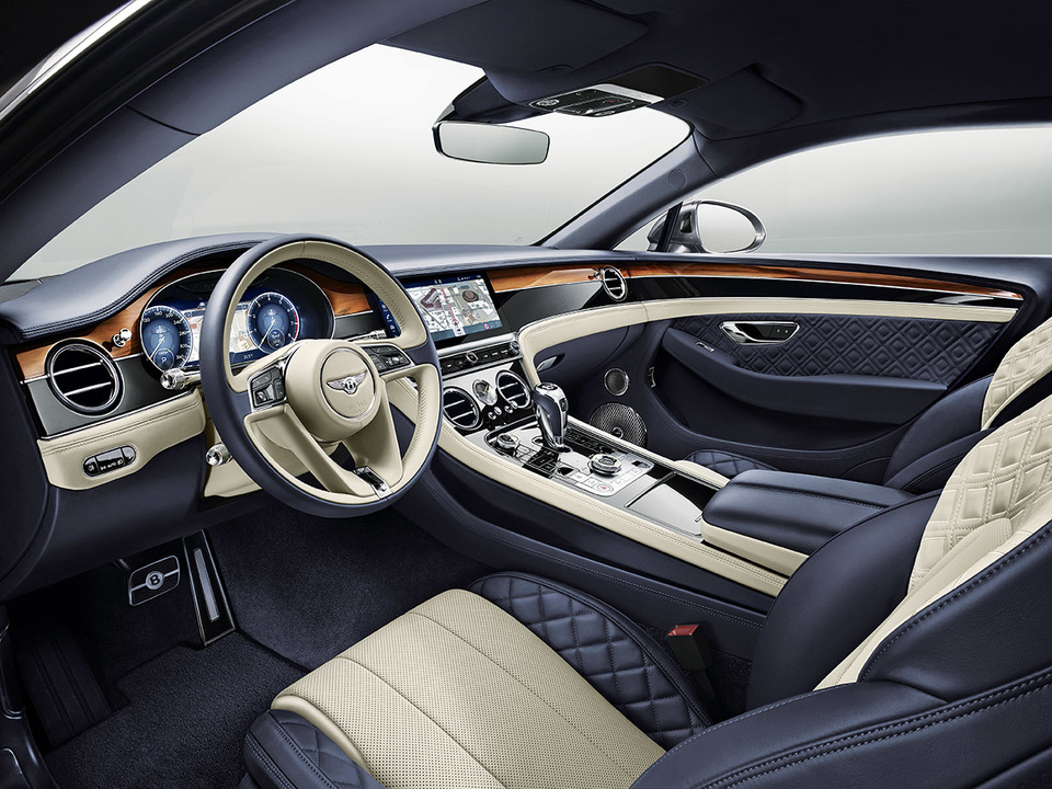 New Continental GT - 20