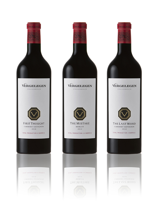 Vergelegen Vineyard Range