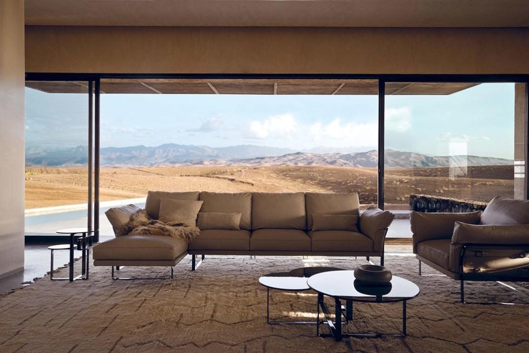 44 FF Metropolitan sofa front