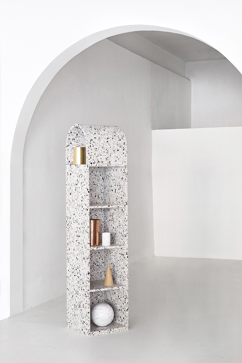 MORPH Cabinet by Studio AN for Cannata's The Dialogue Room