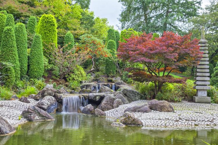 comment faire un jardin japonais chez soi