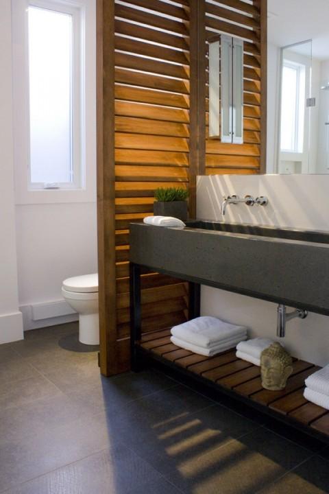 4 Solutions Pour Sparer Les Toilettes Dans Une Salle De