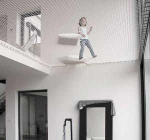 Filet D Habitation L Amenagement Pour Les Grands Et Les Petits