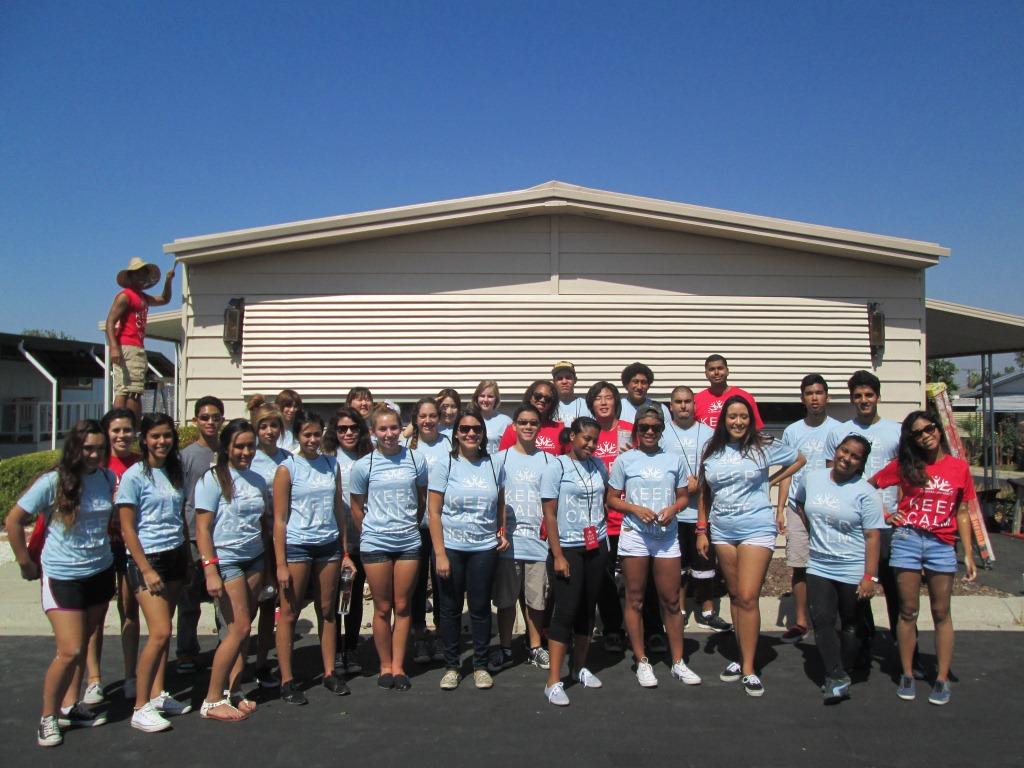 9/19/13: La Sierra University Students Ignite Community ... on Sierra College Dorms  id=24092