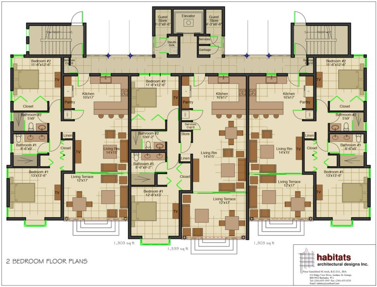 2-BED-FLOOR-PLANS-PRES-revA