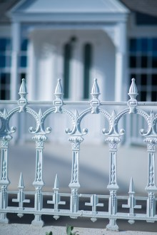 6Wrought Iron Detail