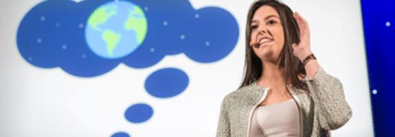 חלומות הם דבר עדין – בל פיש בהרצאת TED