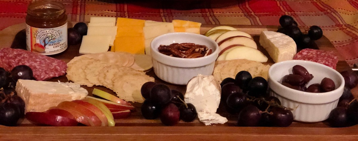 Everyday Cheese Tray