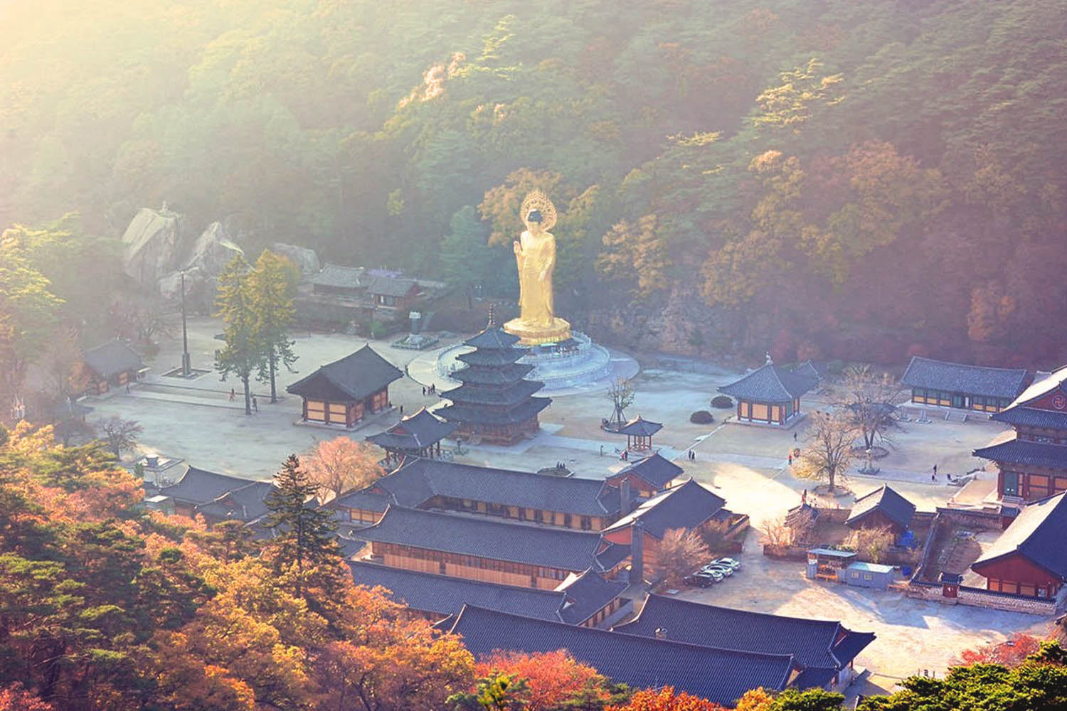 Korea Fall Season Tour - SONGNISAN 01