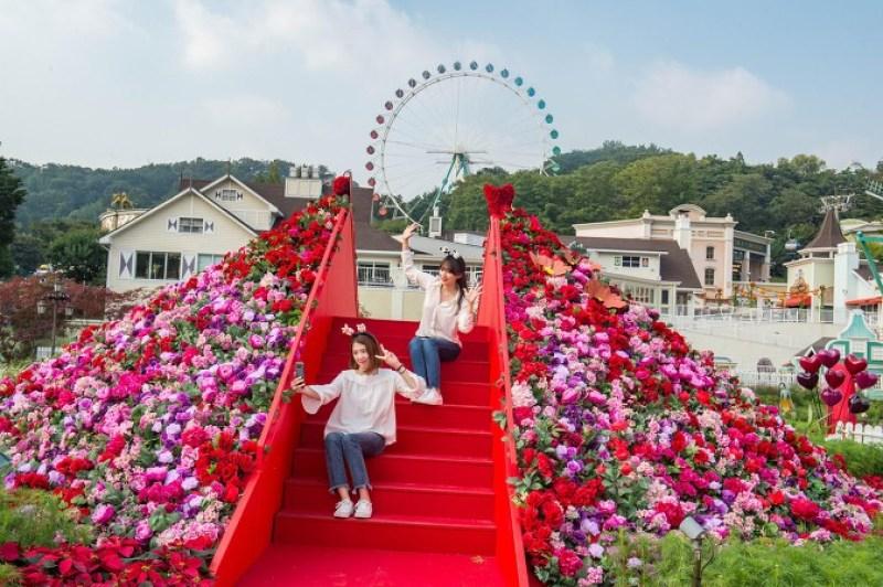 Everland Red Flower Festival