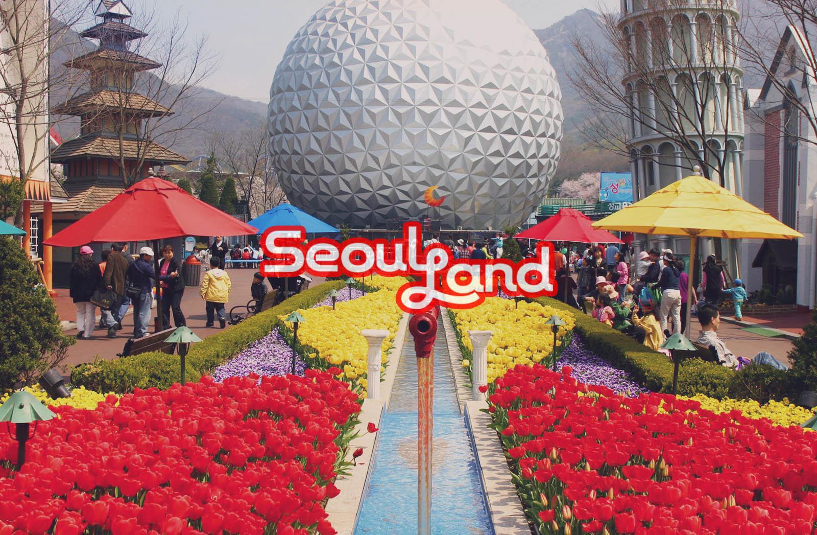 Seoul Land article