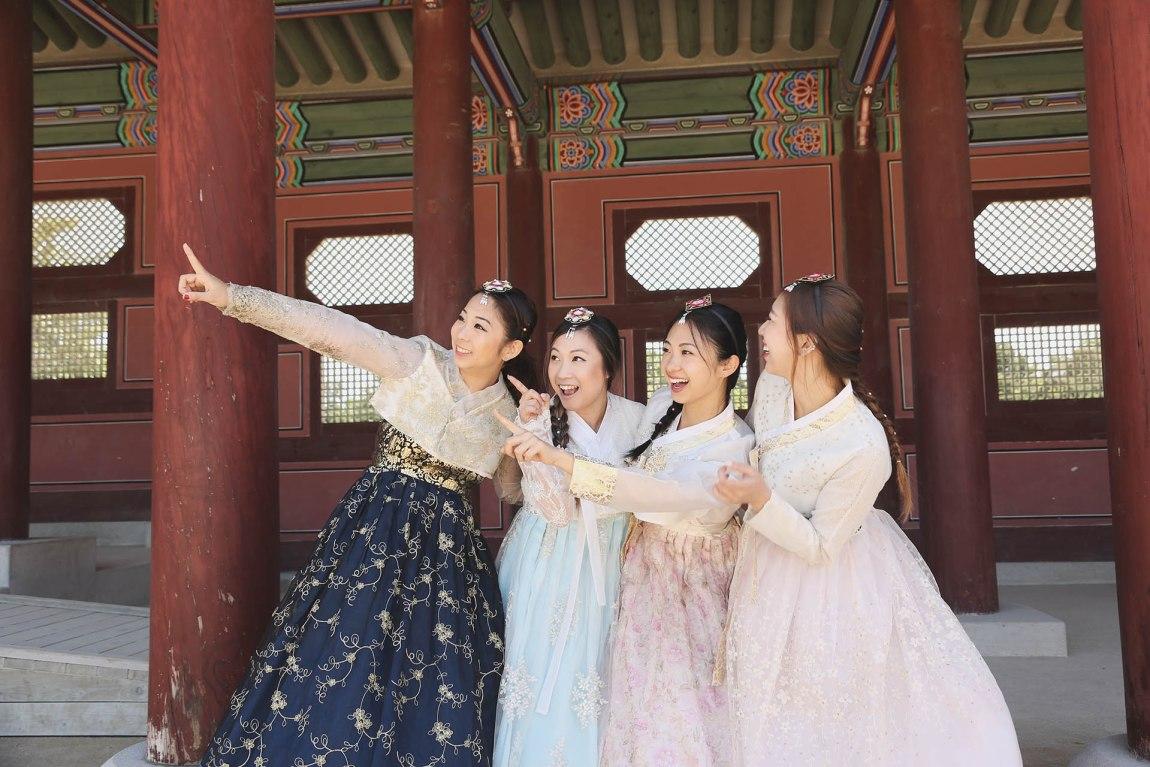 Seoul+Hanbok+Photography