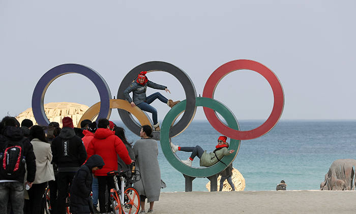 Olympic tourists, athletes forge unforgettable memories with Korea