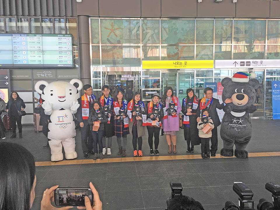 Go Pyeongchang 2018 with Lee Dong Wook Day Tour Report