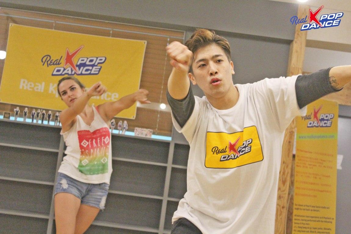 Korea's best Real KPOP Dance academy_09