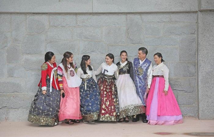 Family Trip to Korea