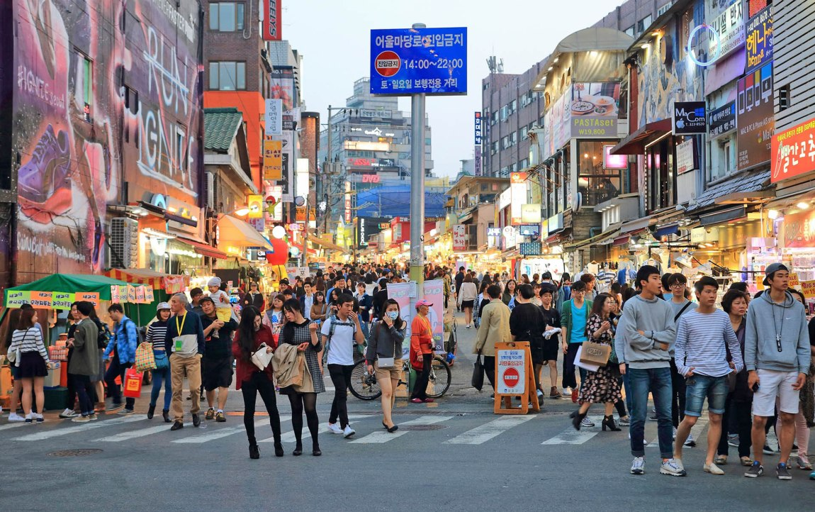 [Travel Big Data] What is the image of Seoul seen by foreigners and local Koreans?