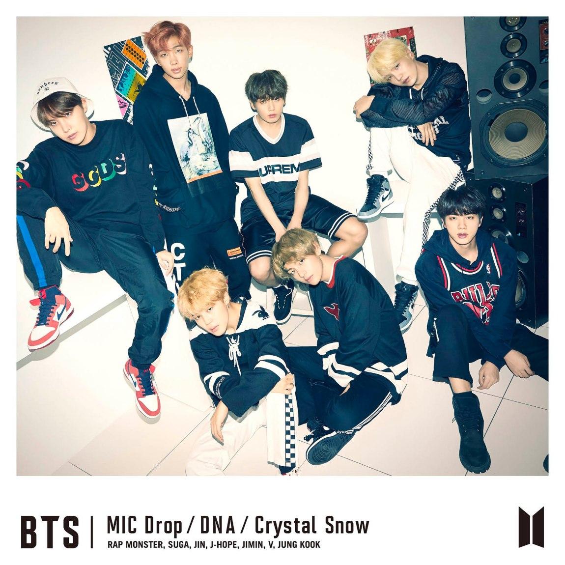 BTS' latest Japanese album becomes platinum