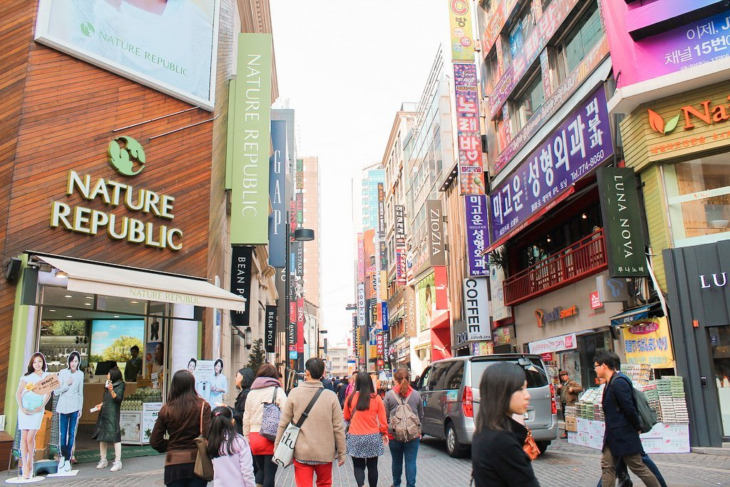Beautiful Destinations in Seoul, South Korea
