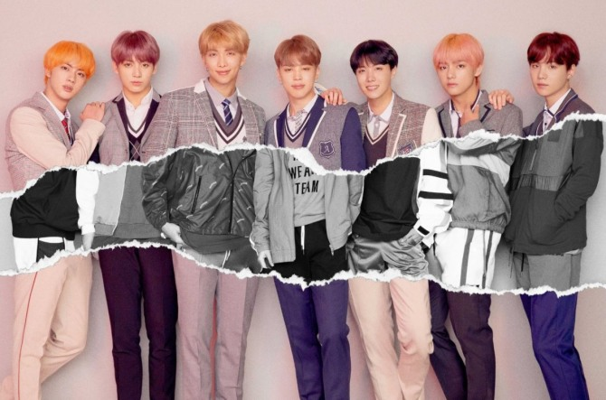 BTS' Love Yourself in Seoul movie topped reserve rate