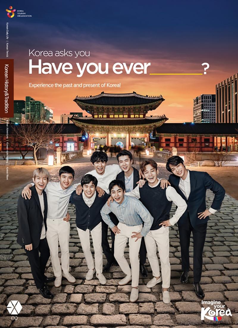 EXO Korea Tourism