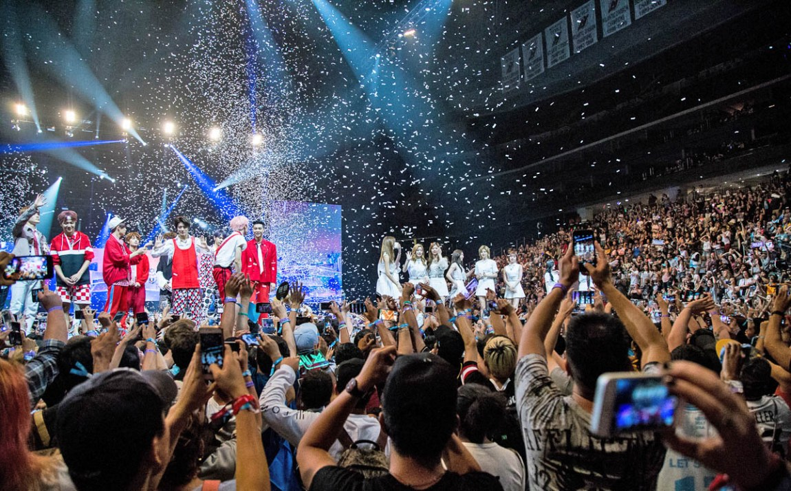 2020 KCON will hit Tokyo, New York, Los Angeles and Bangkok
