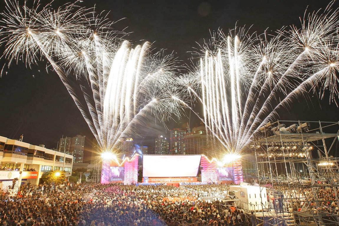 23rd Busan International Film Festival and G-STAR 2018