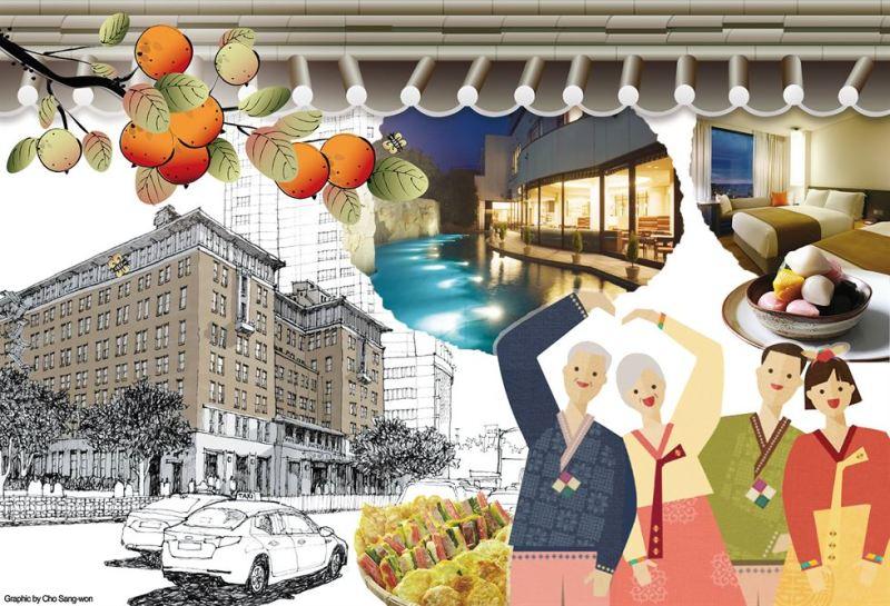 Koreans opting for hotel stays over Chuseok | HaB Korea net