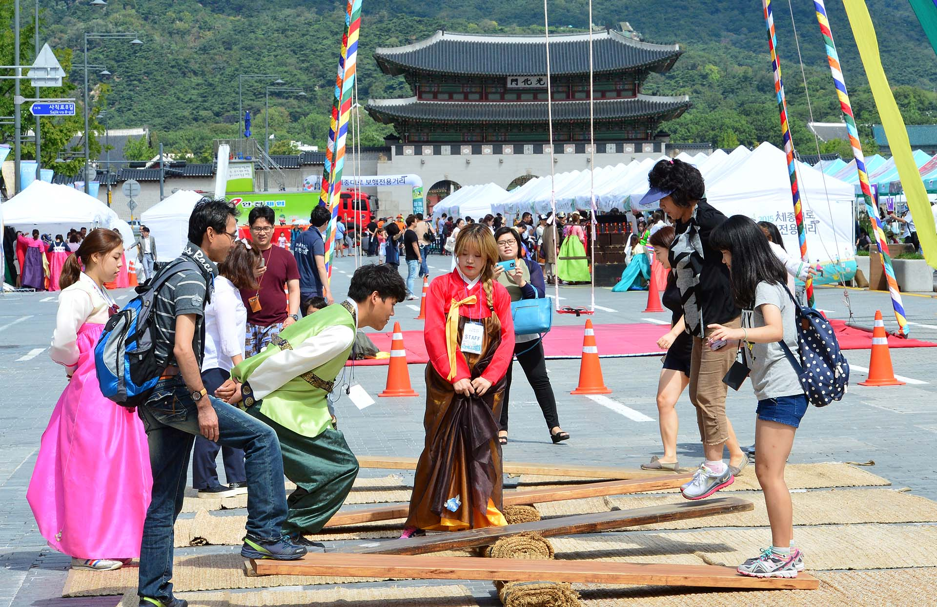 Royal palaces, museums in Seoul open during Chuseok holiday