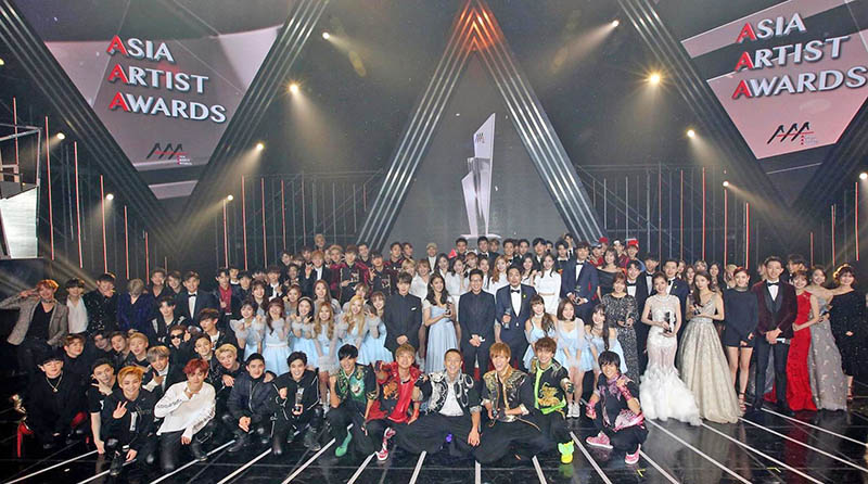 Bts Confirmed To Attend The 2018 Asia Artist Awards Aaa Hab Korea Net