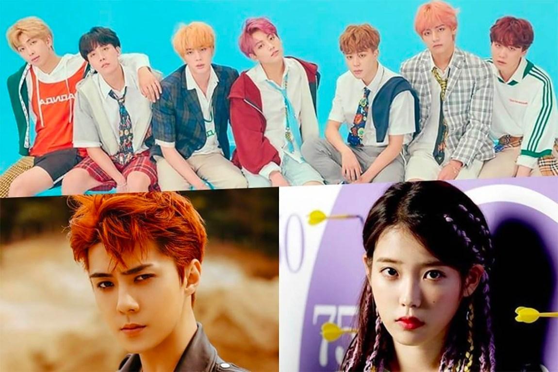 BTS wins 2018 Asia Artist Awards Popularity Award