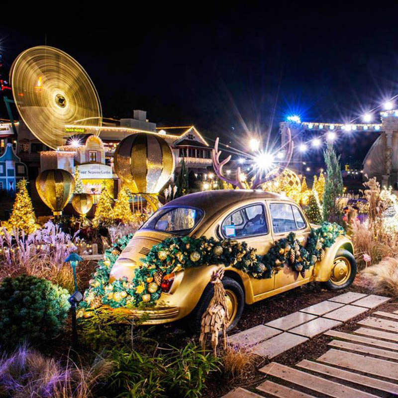 Everland Christmas Fantasy - place to go with your lover