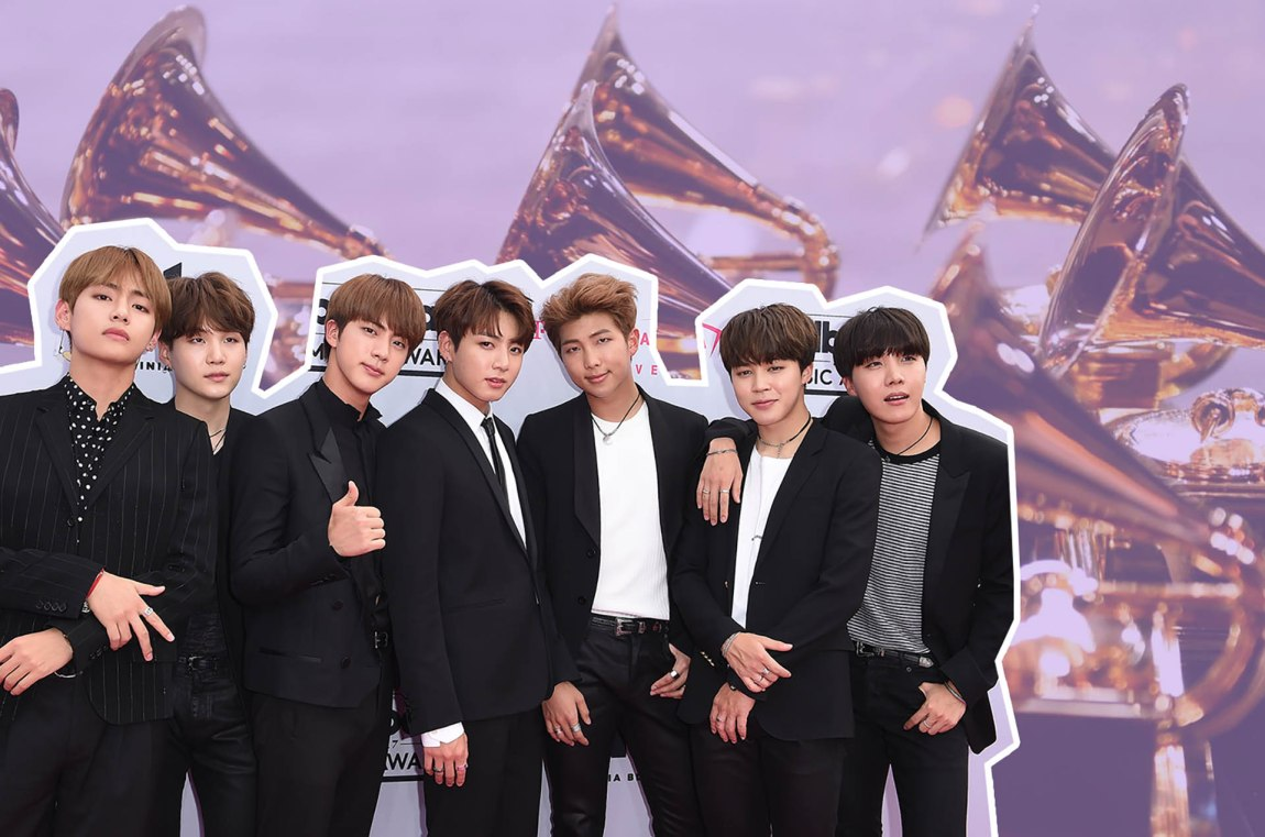 BTS applied for seven nominations for the 2021 Grammy Awards