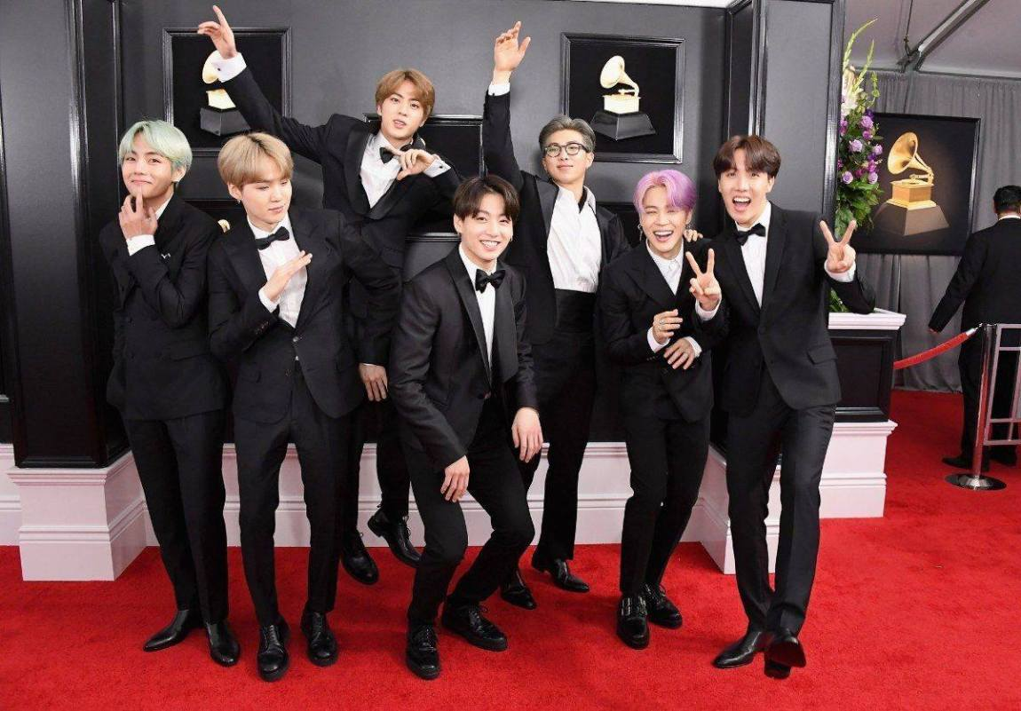 BTS and The 2020 Grammy Awards