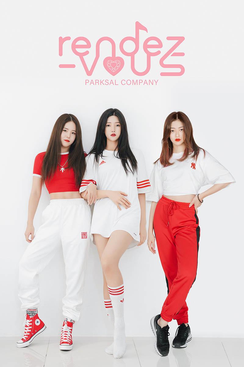 New Girl group Rendezvous' foreign member Vegas Ong LingYi
