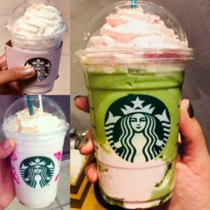 MUST TRY! YUMMY PINKY SNACKS AND DRINKS DURING CHERRY BLOSSOM CELEBRATION