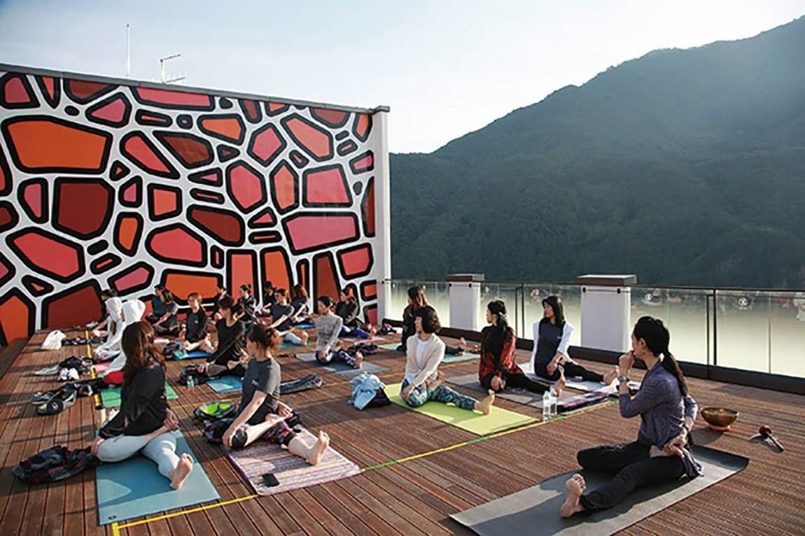 Korea Wellness Tourism Offers Holistic Getaway from City Life