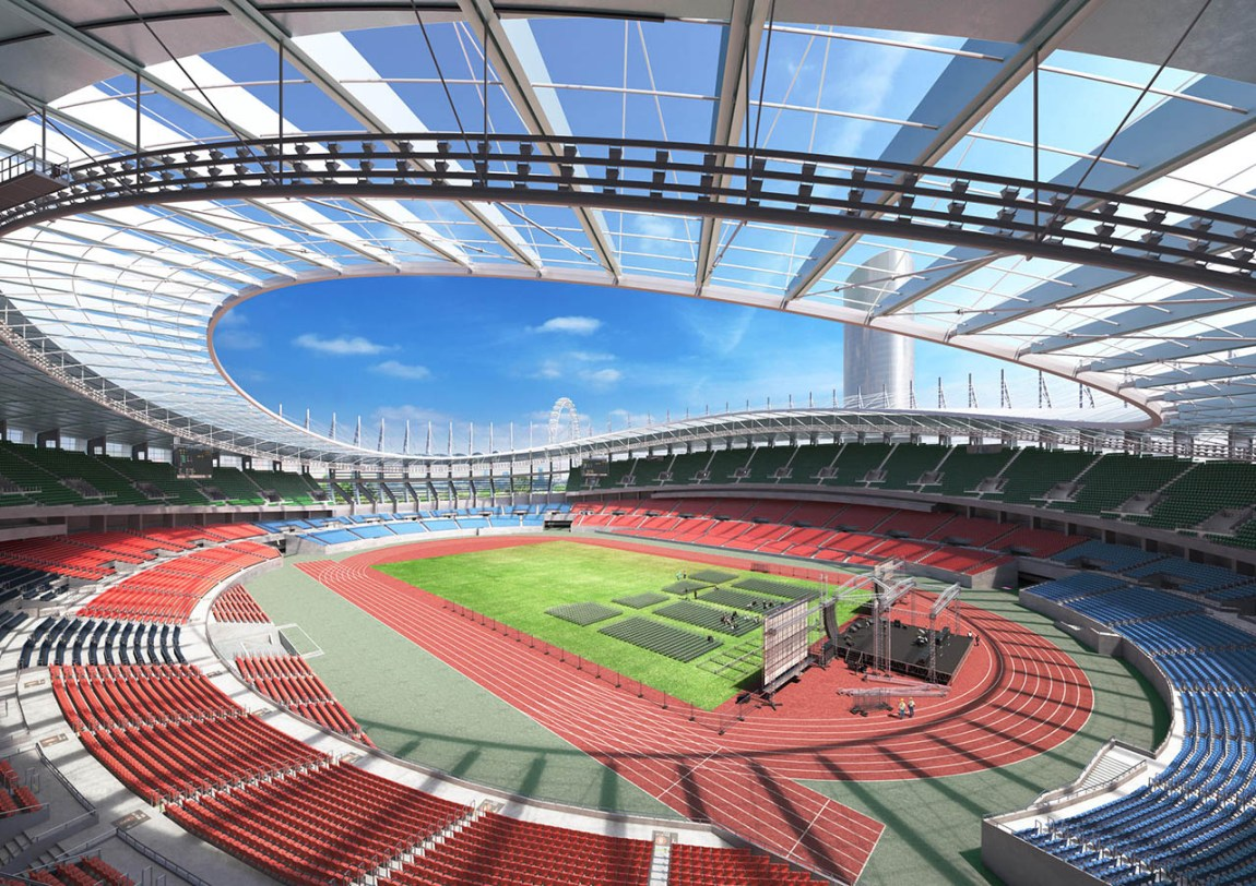 Seoul Plans Tours of Jamsil Sports Complex